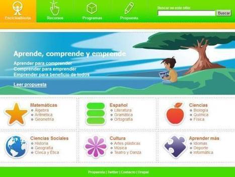 Encicloabierta. Más de 400 Recursos Educativos para Primaria y Secundaria | #TIC | Scoop.it