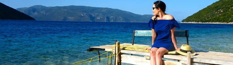 72-hour guide to Kefalonia, Greece: Captain Corelli, Melissani Lake, Myrtos Beach and Much More (Part I) - THE STYLISH VOYAGER | Kefalonia Villa News | Scoop.it