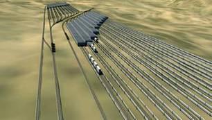 Un tren cargado de rocas como forma de almacenar electricidad | Zientziak | Scoop.it