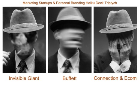 Marketing Triptych via @HaikuDeck BUZZING | Curation Revolution | Scoop.it
