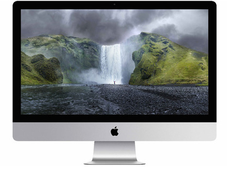 iMac with Retina 5K display review: New $1999 model almost as good as its predecessor | Apple in Business | Scoop.it