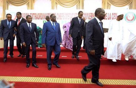 L'Afrique de l'Ouest décide de hâter ses pas vers un marché unifié - Jeune Afrique   investir en afrique   Scoop.it