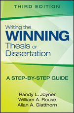 Writing the Winning Thesis or Dissertation | Fw | Scoop.it