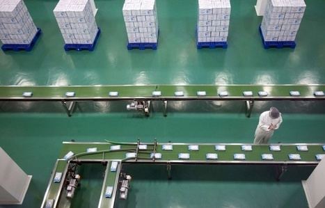 La crise du lait va-t-elle faire craquer les «frigos» de l'Europe ? - 20 minutes   Le Fil @gricole   Scoop.it
