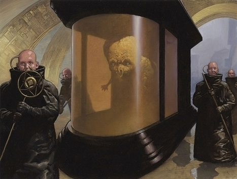 Dune's 1997 Card Game Was Chock Full Of Gorgeous   Post-Sapiens, les êtres technologiques   Scoop.it