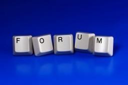 Using Forums for Social Media Marketing   Social Media Marketing   social media   Scoop.it