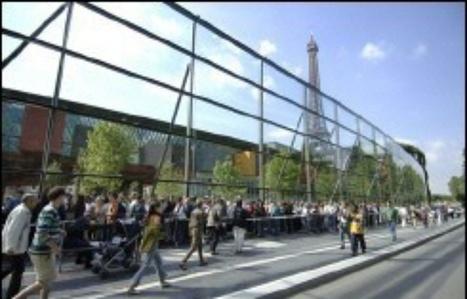Paris: La fréquentation des grands musées en repli en raison des attentats | Patrimoine culturel - Revue du web | Scoop.it