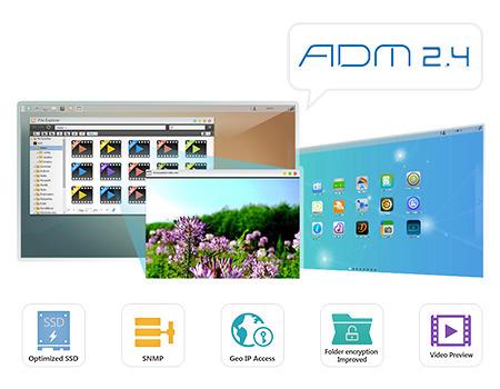 News : Nouvelle version Asustor ADM 2.4.2 | Autour de… Sam | Nas et réseaux | Scoop.it