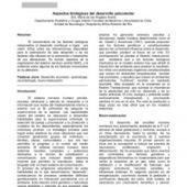 Apectos biológicos del desarrollo psicomotor | DESARROLLO BIOLOGICO | Scoop.it