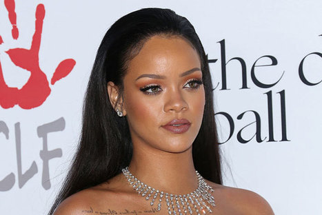 Rihanna Announces Scholarship Program | GetAtMe | Scoop.it