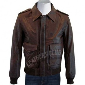 1930 Classic Leather Movie Jacket | Movie Jackets | Scoop.it