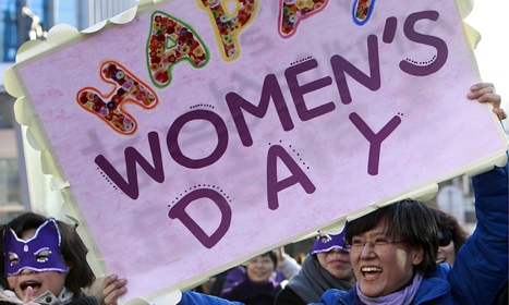 Why do we need an International Women's Day? | Gender | Scoop.it
