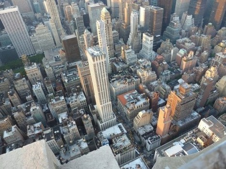 Travel Memories - Empire State Building - State by State Travel | I Love Traveling | Scoop.it