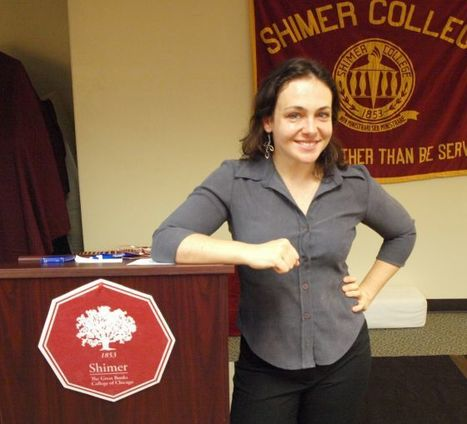 Shimer College - Lecture at Shimer Reported in Local News | Shimer College | Scoop.it