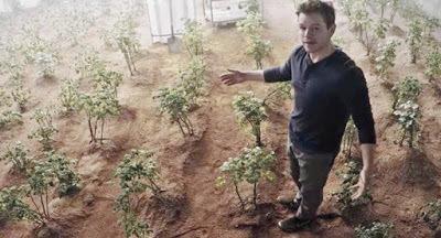 Seul sur Mars : tutoriel hollywoodien pour une future colonisation spatiale. | Géographie et cinéma | Scoop.it
