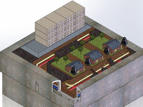 Ville durable : une mini-ville pour calibrer des microcapteurs   Construire le Grand Paris   Scoop.it
