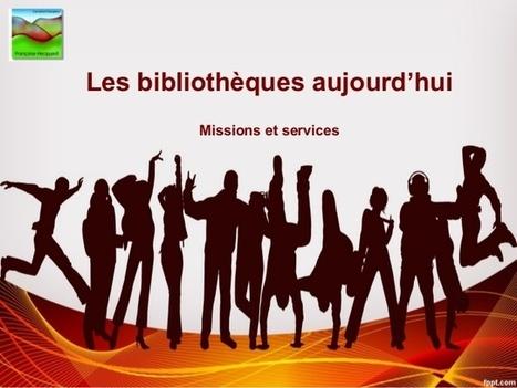 Les bibliotheques aujourdhui   Les bibliothèques et le 2 (trois, quatre) point zer00   Scoop.it