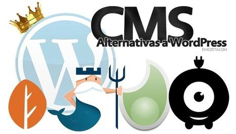 Alternativas a WordPress: Los mejores CMS dinámicos | Emezeta | Claves del Nuevo Marketing | Scoop.it