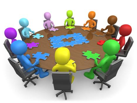 Du groupe de résolution de problème au groupe de codéveloppement | BoostYourTalent | Scoop.it