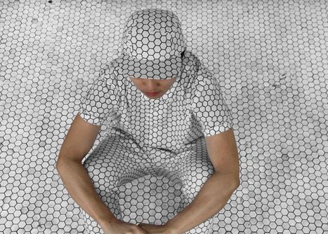 Snarkitecture prints subway tiles and marble onto garments | ParisBilt | Scoop.it