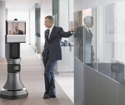 Da iRobot e Cisco ecco AVA 500, il robot per telepresenza | Culture digitali | Scoop.it