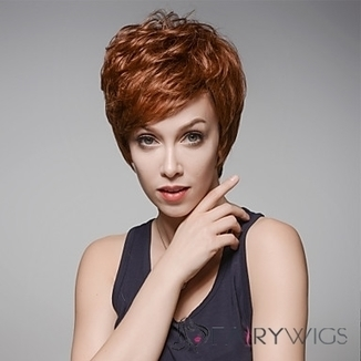 Short Hairstyle Trend Remy Human Hair Hand Tied -Top Emmor Wigs : fairywigs.com | African American Wigs | Scoop.it