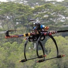Why Commercial Drones Are Stuck In Regulatory Limbo – ReadWrite | uav | Scoop.it