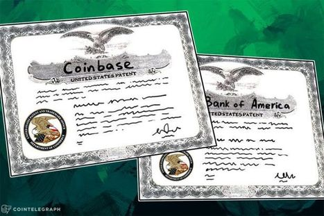 Bank of America's and Coinbase's Bitcoin Patents Revealed   Brian Cohen Portfolio   Scoop.it