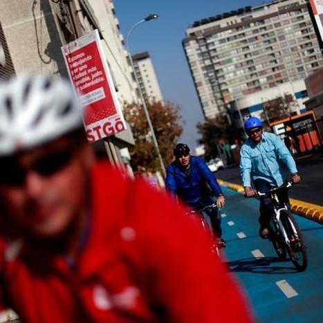Empresa paga a 50% de trabajadores por viajar en bicicleta - Terra Chile | Noticias del sector | Scoop.it