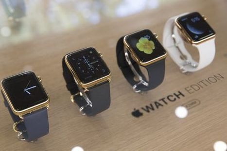 Las mejores 'apps' para sacarle partido al Apple Watch | apps educativas android | Scoop.it
