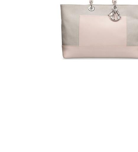 תיק עגלה Baby Dior | luxury diaper bags | Scoop.it