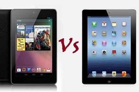 Google Nexus 7 vs New iPad - still undecided? | Mobile IT | Scoop.it