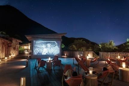 Night time movies - Six Senses Con Dao, Vietnam … | My Google+ Journal | Scoop.it
