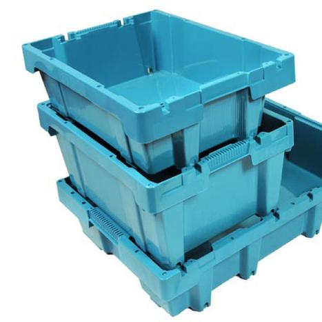 Des bacs réutilisables pour le poisson plutôt que des bacs en polystyrène | Emballages logistiques | Scoop.it