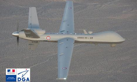 Les deux MQ-9 Reaper français sont opérationnels | Defense globale | Scoop.it