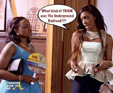 RECAP: Life Lessons Revealed on The Real Housewives of Atlanta Season 6 Episode 8 (WATCH FULL VIDEO) | GetAtMe | Scoop.it