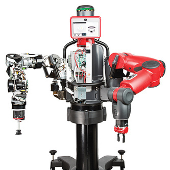 How Baxter—a Safer and Smarter Industrial Robot—Works | MIT Technology Review | Futurewaves | Scoop.it