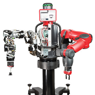 How Baxter—a Safer and Smarter Industrial Robot—Works | MIT Technology Review | TalentCircles | Scoop.it