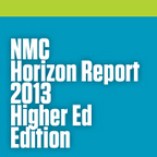 NMC Horizon Report > 2013 Higher Education Edition | The New Media Consortium | Transforming Online Learning | Scoop.it