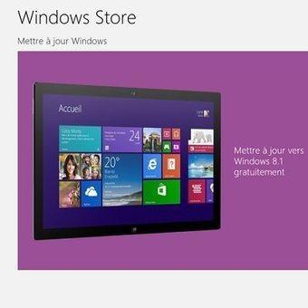 Windows 8.1 : l'OS de Microsoft se pare d'une interface plus intuitive | MS excel | Scoop.it