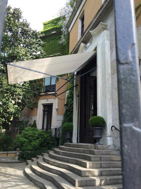 GIAMPIERO BODINO, ITALIAN HIGH JEWELLERY. La serata a Villa Mozart  con i vini Villa Parens e l'alta cucina di Enrico Cerea. | EATING AND COOKING. | Scoop.it