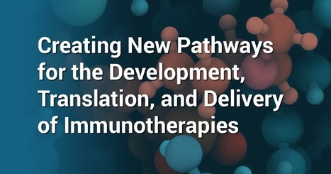 Creating New Pathways for the Development, Translation, and Delivery of Immunotherapies | Immunology and Biotherapies | Scoop.it