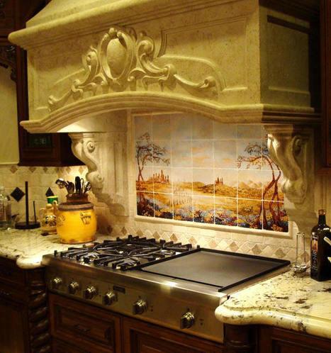بلاط مطابخ 2014 Kitchen Tile   عربيستا   modern-salat-open-2015   Scoop.it