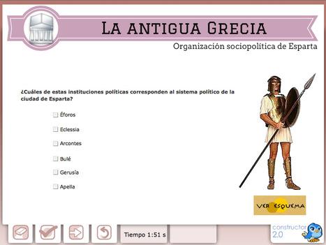 Constructor WEB | Recursos Educativos para ESO, Geografía e Historia | Scoop.it