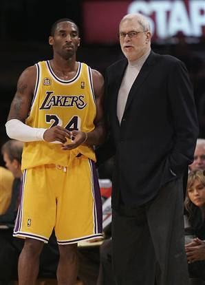 "What Kobe learned from his ""Zen Master"" coach | Le coaching professionnel par Soizic Merdrignac | Scoop.it"