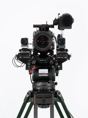 SMPTE: Disney Exec Howard Lukk Details 'Hybrid 3D' Test Shoot - Hollywood Reporter | MobileMarketing | Scoop.it