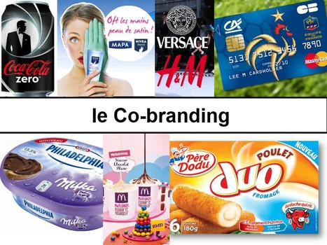 Le Co-branding, une solution qui peut s'avérer pertinente ... | Mass marketing innovations | Scoop.it