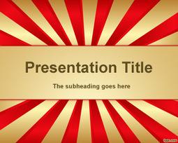 Grandiose PowerPoint Template | college | Scoop.it