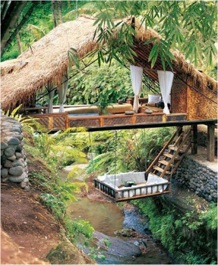Sorprendente cabaña en plena selva | LaReserva | Infraestructura Sostenible | Scoop.it