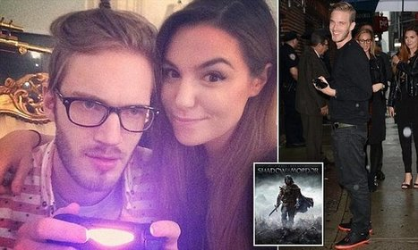 Youtube star PewDiePie in trouble over deal to plug Shadow of Mordor | Business Video Directory | Scoop.it